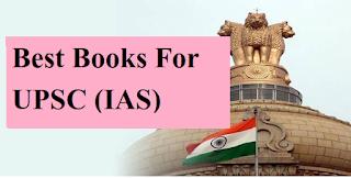 UPSC Books List PDF - Best Books For UPSC (IAS) Civil Services Examination