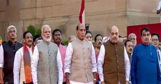 Complete List Of Prime Minister Narendra Modi Cabinet 2019