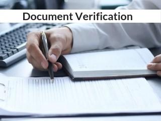 UKSSSC Group C Assistant Accountant  (O-LEVEL) Exam Document Verification 2019