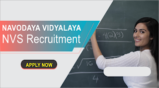 Navodaya Vidyalaya Recruitment 2019: Apply online for 2370 PGT, TGT, LDC Vacancies